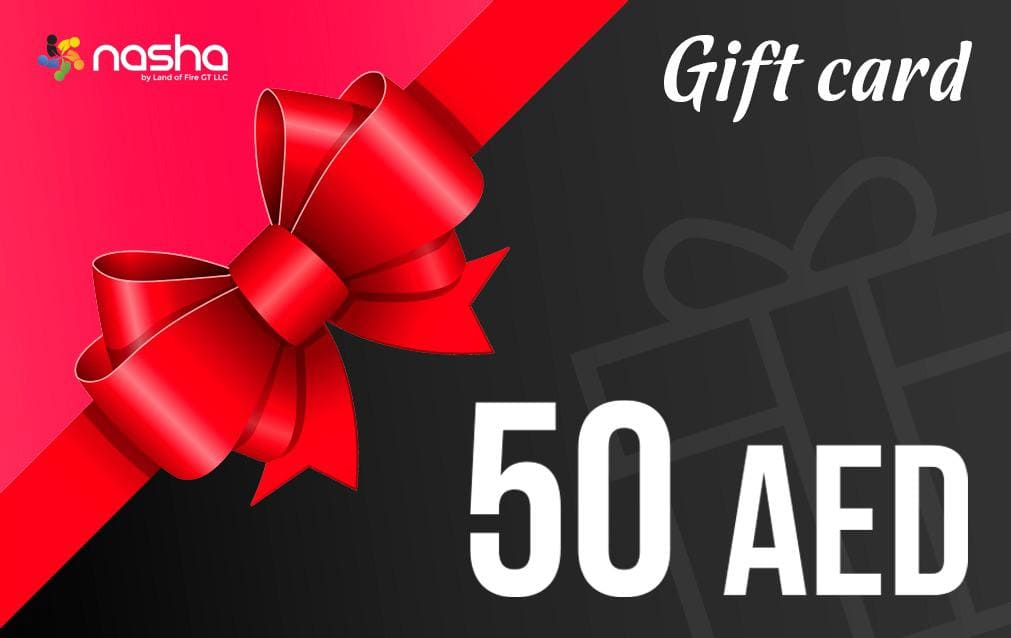 Gift Card 50 AED