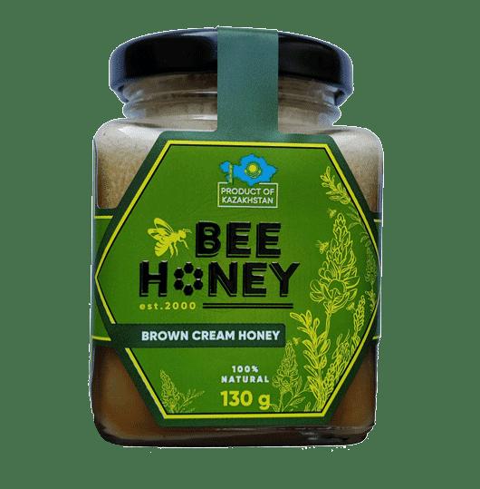 Brown Cream Honey Bee 130G