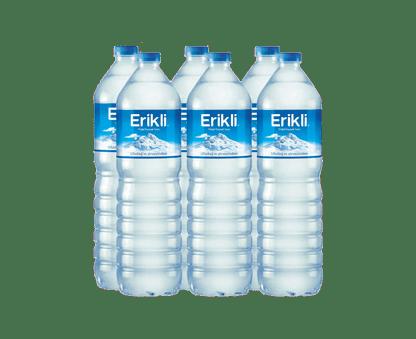 Erikli Natural Mineral Water Pet 6x1.5 litre