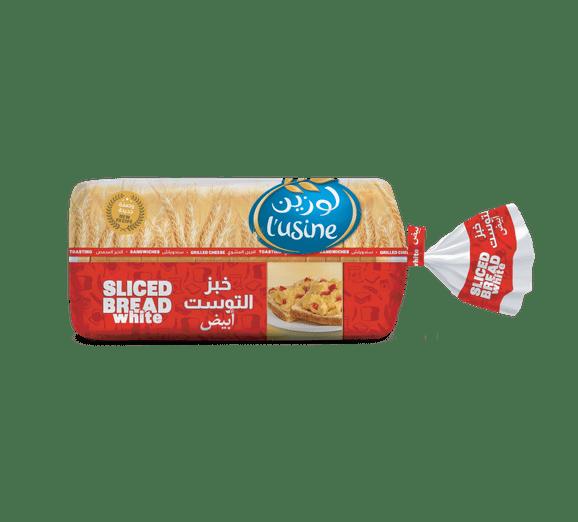 Luisine White Bread (600g)