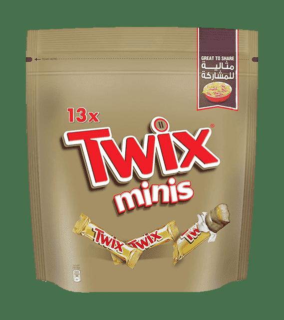 Twix Minis 13 minis 260g