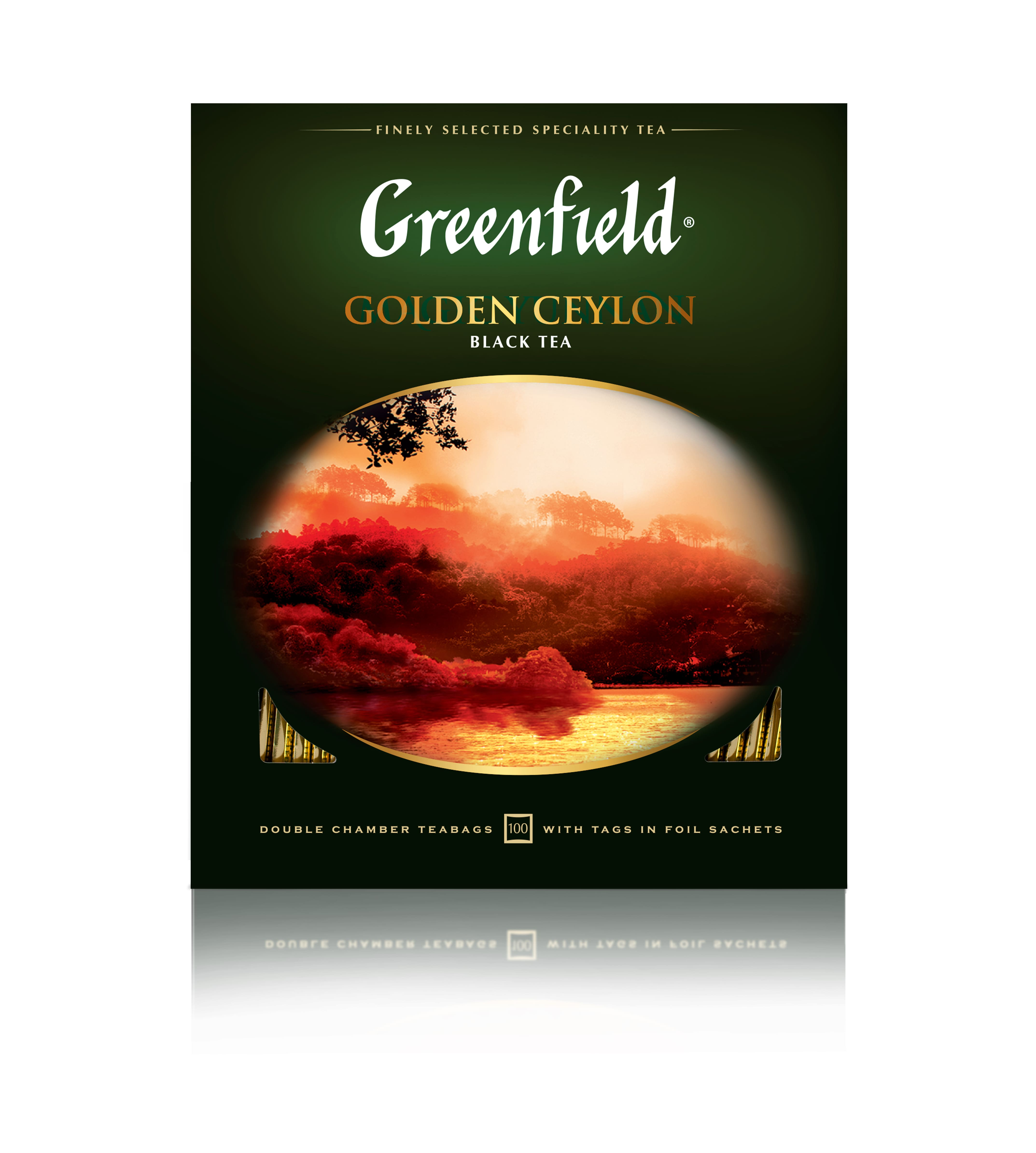 Greenfield Golden Ceylon 200g (2g x 100tb)