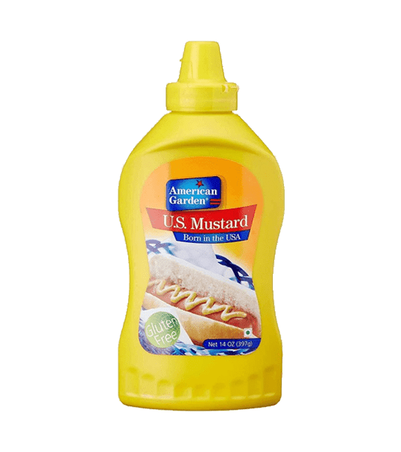 American Garden Mustard Cream 14oz