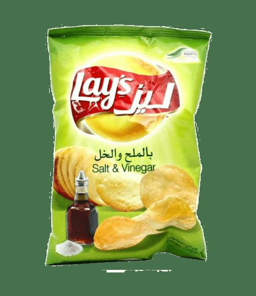 Lays Salt & Vinegar 170g