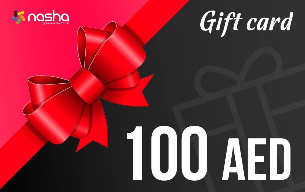 Gift Card 100 AED