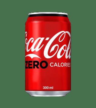 Coca Cola Zero 24 X 300ml