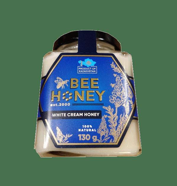 White Cream Honey Bee 130G