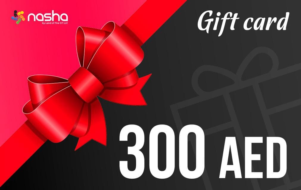 Gift Card 300 AED