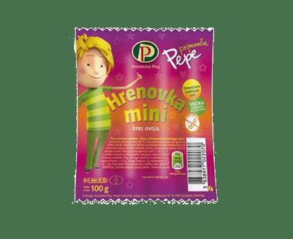 PERUTNINA PEPE MINI CHICKEN FRANKFURTER 100G