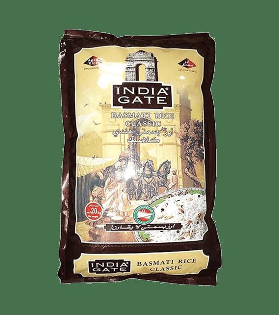 Ïndia Gate Basmati Rice 20kg