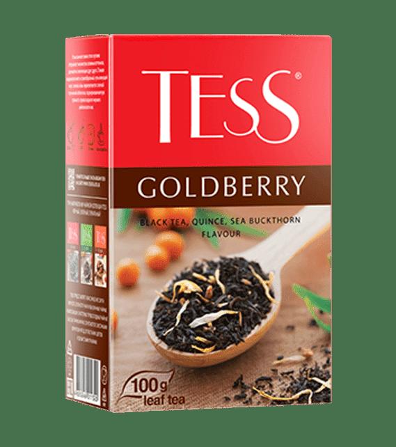 Tess Goldberry 100g leaf
