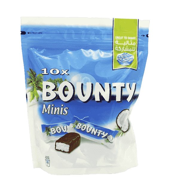 Bounty 10 Minis 275g