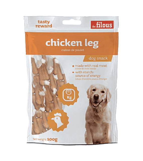 Les Filous Chicken Leg 100g x1
