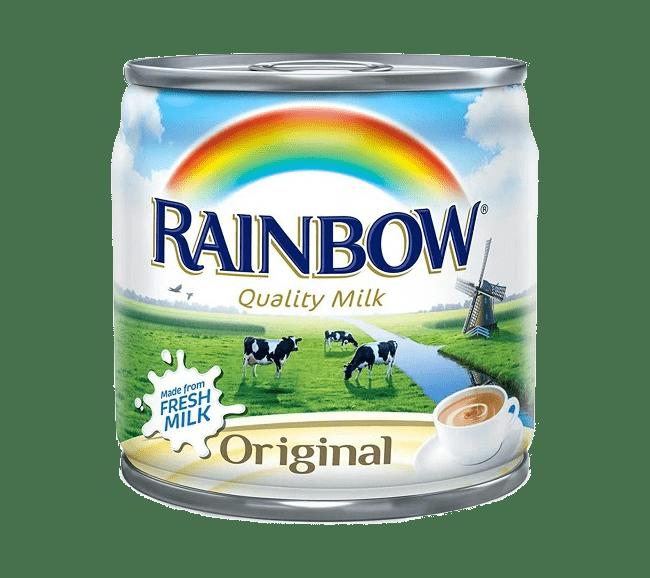 Rainbow Original milk