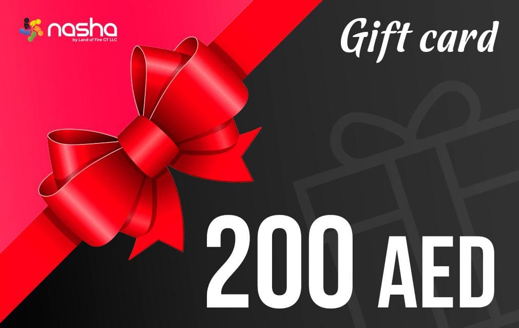 Gift Card 200 AED