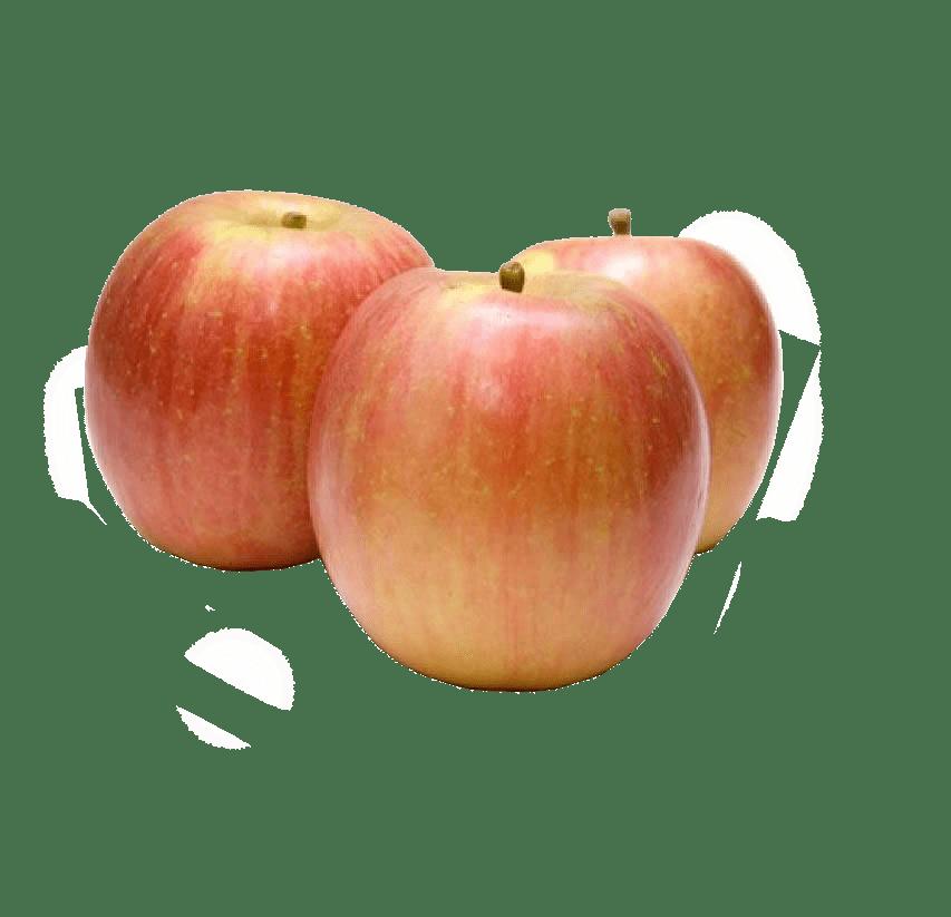 Organic Fuji Red Apples - Яблоки красные органические Фуджи