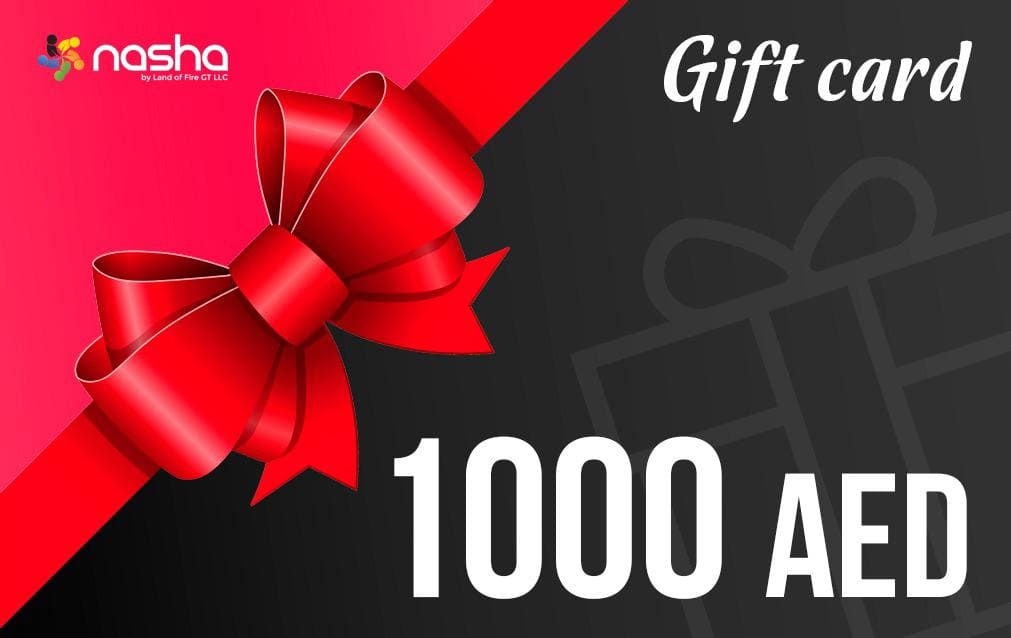 Gift Card 1000 AED