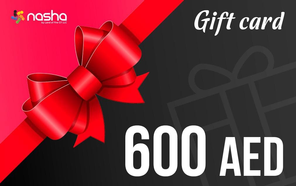 Gift Card 600 AED