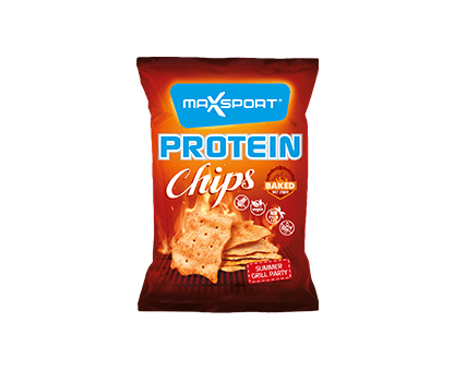 MAXSPORT Protein Chips Grill Party
