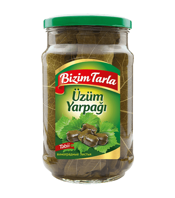 TARLA GRAPE LEAVES 640G