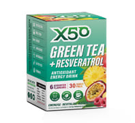 Green Tea X50 Assorted 30's