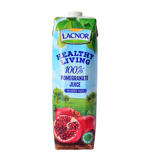 Lacnor Pomegranate Juice 1l