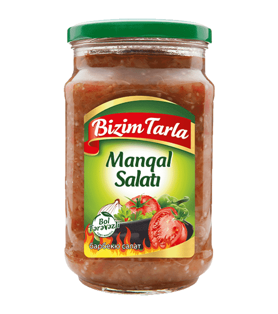 TARLA BARBEQUE SALAD 630G