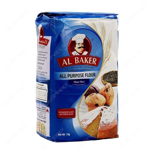 Al Baker Purpose Flour 1kg