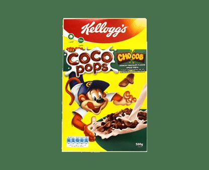 Kellogg's Coco Pops Choco, 375 g