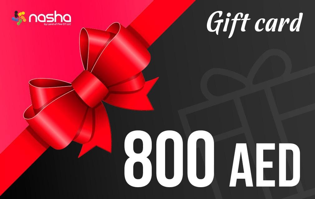 Gift Card 800 AED