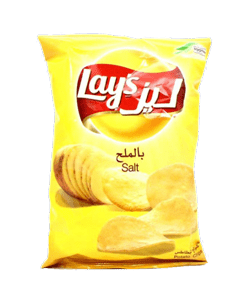 Lays Potato Chips Salted 170g