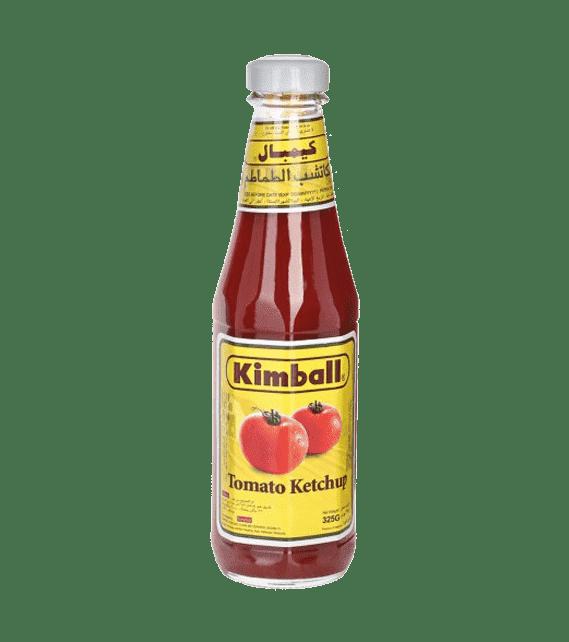 Kimball Tomato Ketchup 325g