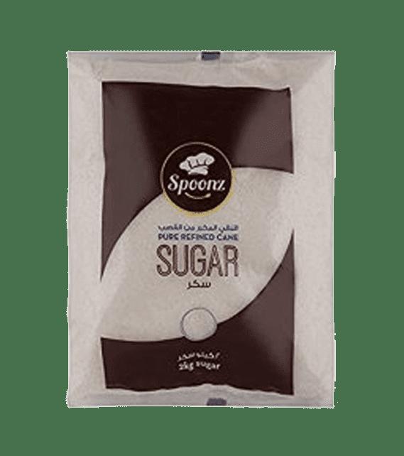 Spoonz Sugar White 2kg
