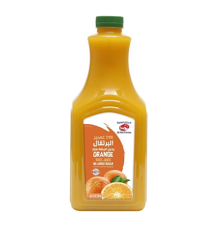 Al Ain Orange Juice 1.8 Ltr