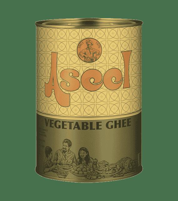Aseel Vegetable Ghee 1kg